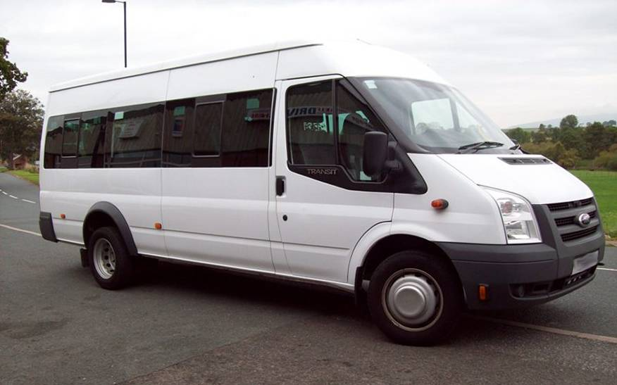 Mini Bus (12 or 17 Seater)